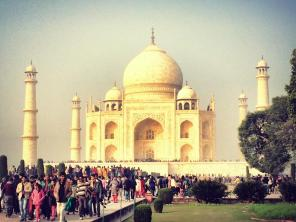 It was an Indian holiday when I visited; hence why it was so busy!