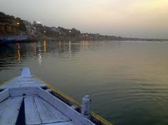 Ganges sunrise.