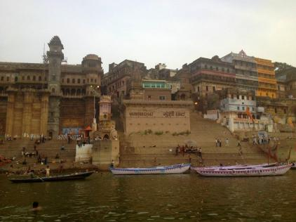 River Ganges ghats.