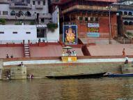 Ghats at Varanasi.